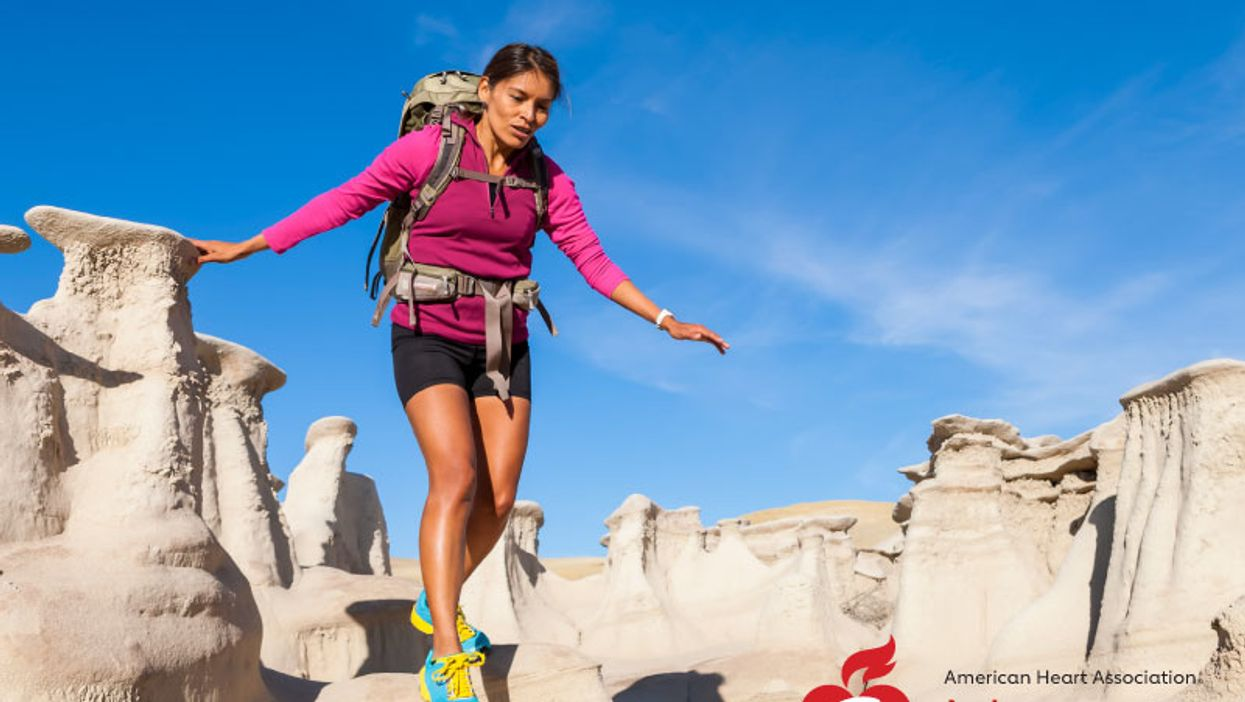 AHA News: Physical Activity Could Reduce Heart Disease Deaths Among American Indians