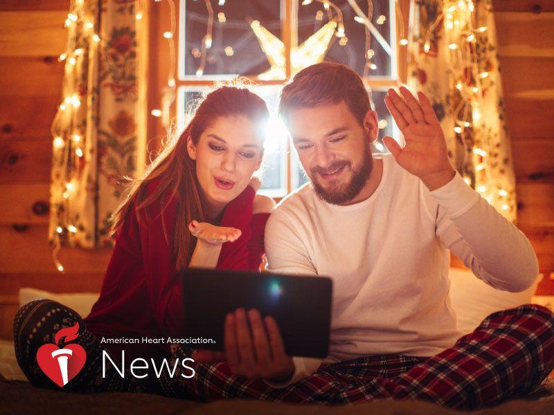 AHA News: Despite the Pandemic, Keep Social Connections Strong This Holiday Season