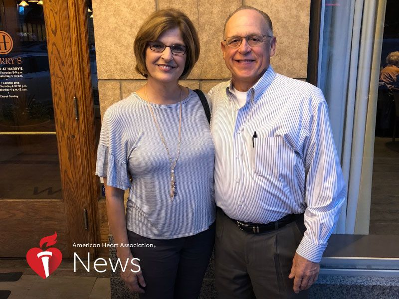 AHA News: She Put All Her Heart Into Getting Off the Transplant List