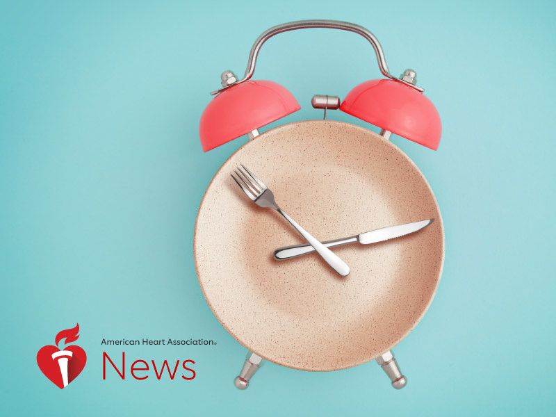 AHA News: Inconsistent Mealtimes Linked to Heart Risks thumbnail