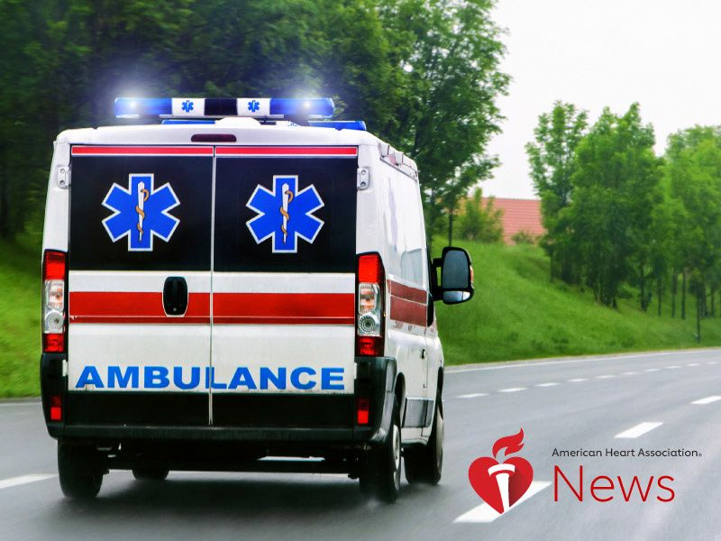 AHA News: Worse Outcomes for Out-of-Hospital Cardiac Arrests in Early Weeks of Pandemic thumbnail