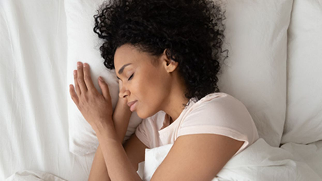 Healthy Sleep Habits May Help Prevent Heart Failure