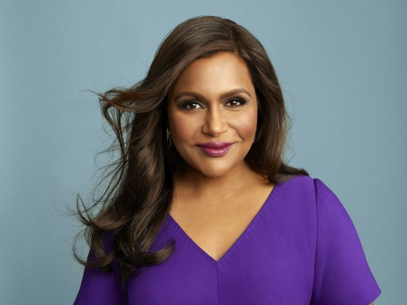 News Picture: Family Tragedy Has Mindy Kaling Speaking Out on Pancreatic Cancer
