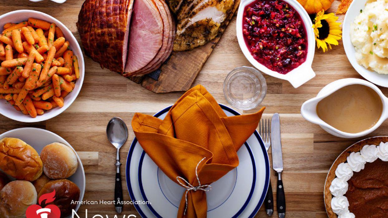 AHA News: Cómo dominar al Día del Pavo: estrategias para un festín saludable