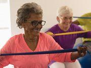 Selbst Training von geringer Intensität kann während Krebsbehandlungen helfen
