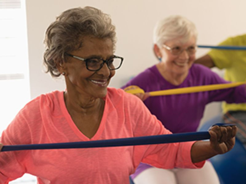 Exercise Rehab Should Include Stroke Survivors, Study Suggests