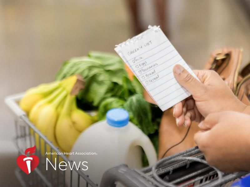 AHA News: Food Insecurity Rates High Among People With Heart Disease thumbnail