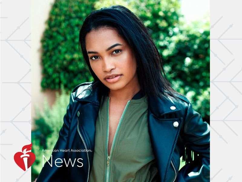 AHA News: After 3 Strokes, This Young Pop and R&B Singer Is at Work Again