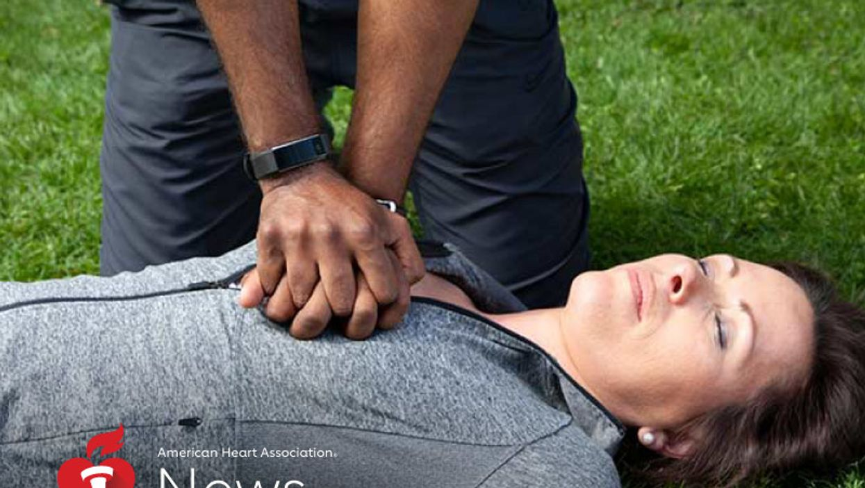AHA News: Why People Fear Performing CPR on Women – and What to Do About It