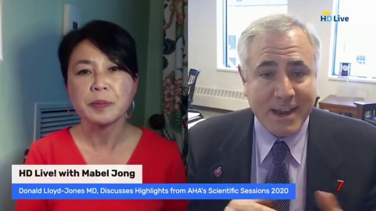 Highlights from AHA's Scientific Session 2020