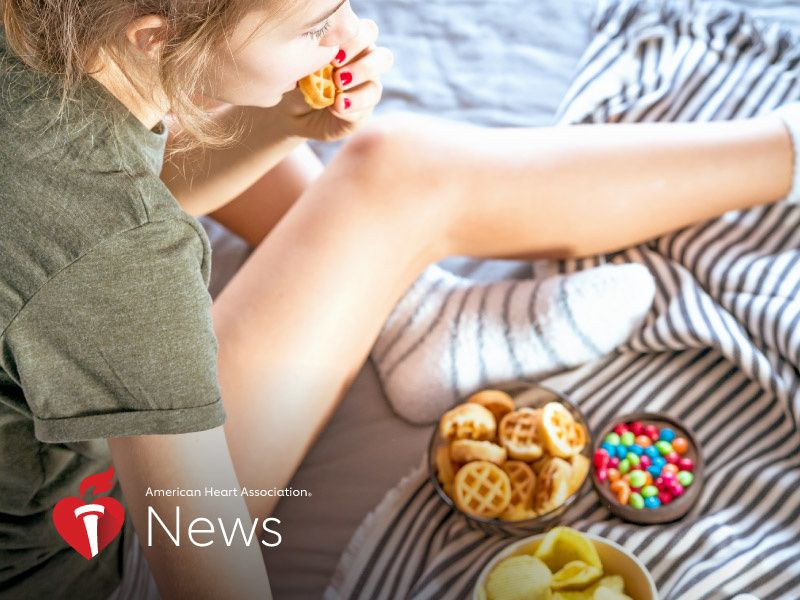 Teens' Ultra-Processed Diet Puts Their Hearts at Risk thumbnail