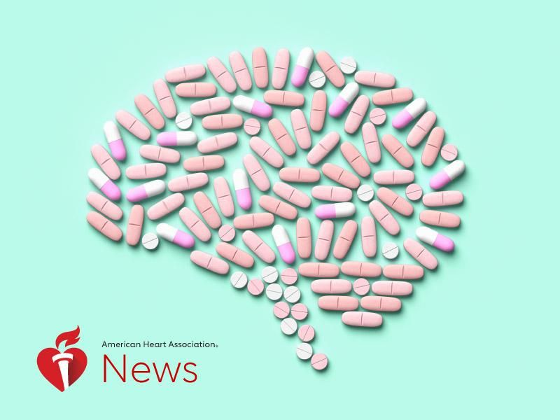 AHA News: Certain Antidepressants Might Increase Stroke Risk for Young Adults With PTSD thumbnail