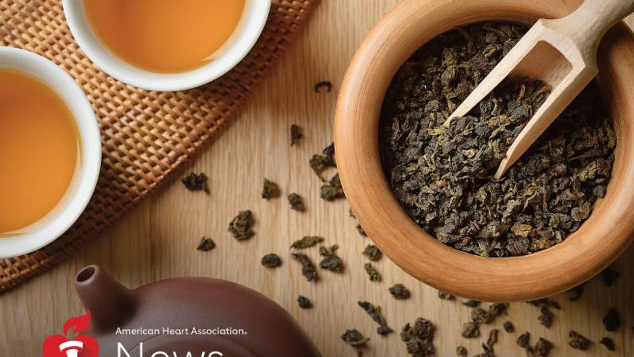 AHA News: Teatime Can Be Good for Your Health