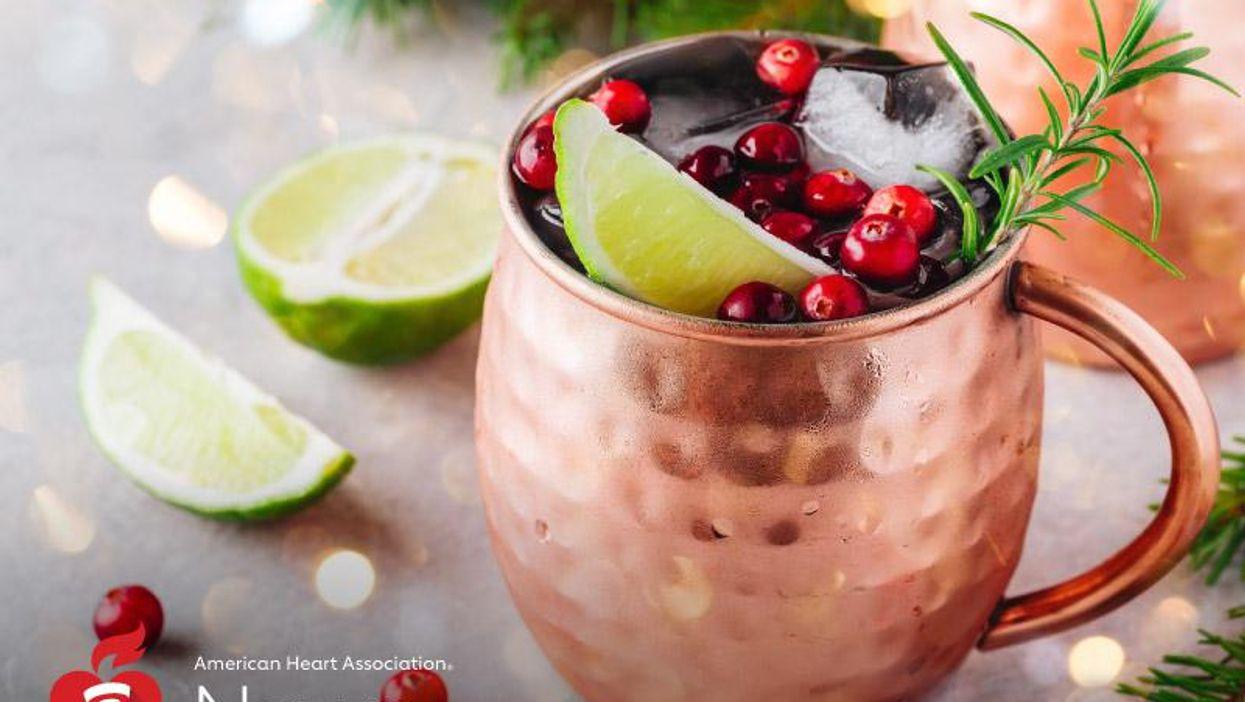 AHA News: Manténgase del lado moderado con la bebida durante las fiestas de fin de año con estos consejos
