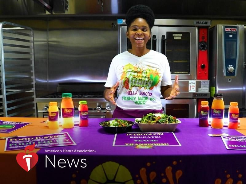 AHA News: To Battle Food Inequity, a Nonprofit Helps Neighbors Eat Healthy thumbnail