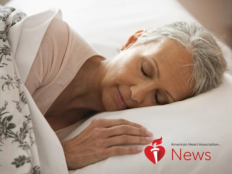 AHA News: Sleep Disorders Plague Stroke Survivors -- and Put Them at Risk
