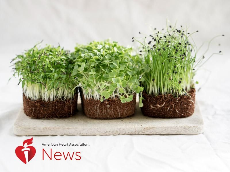 AHA News: Trendy Microgreens Offer Flavor You Can Grow at Home thumbnail