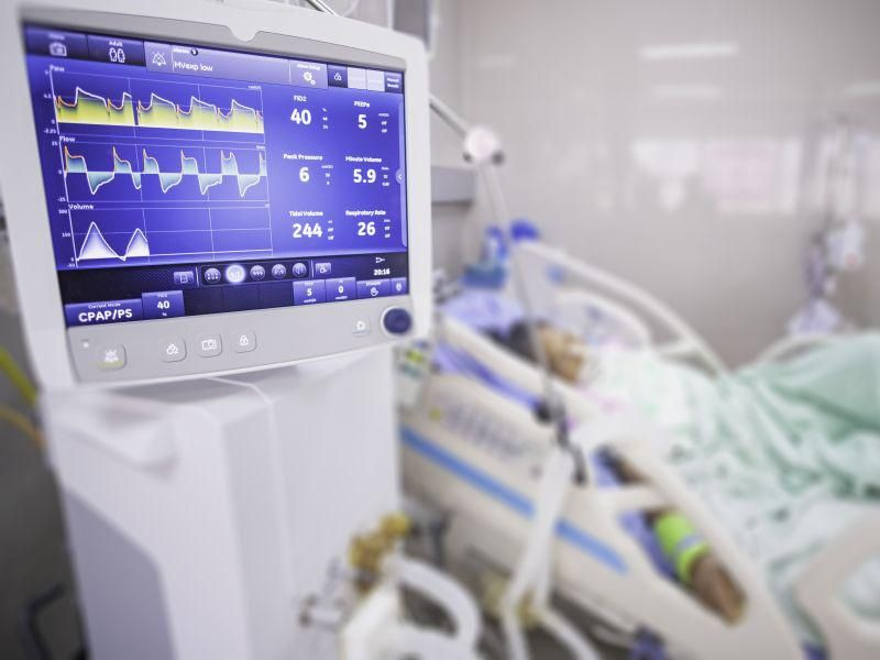 When ICUs Near Capacity, COVID Patients' Risk for Death Nearly Doubles thumbnail