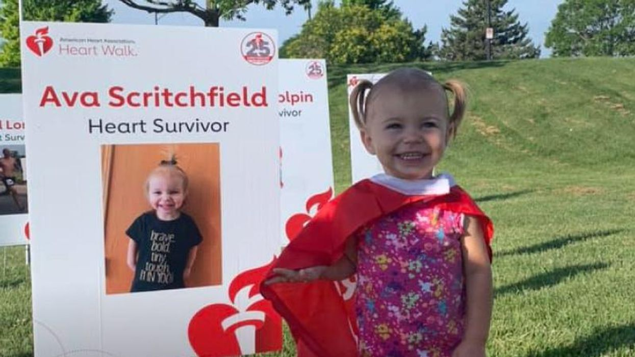 AHA News: Baby Born With Heart Defect Faces More Challenges After Stroke