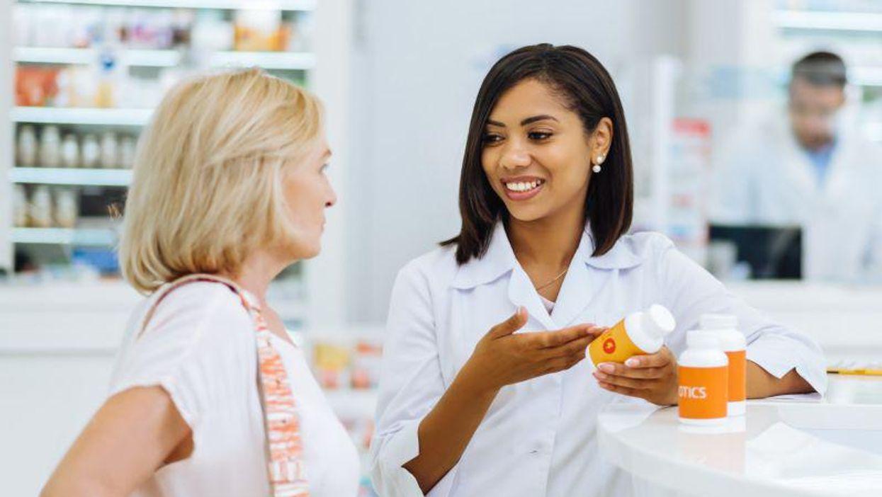 pharmacy pharmacist drugstore