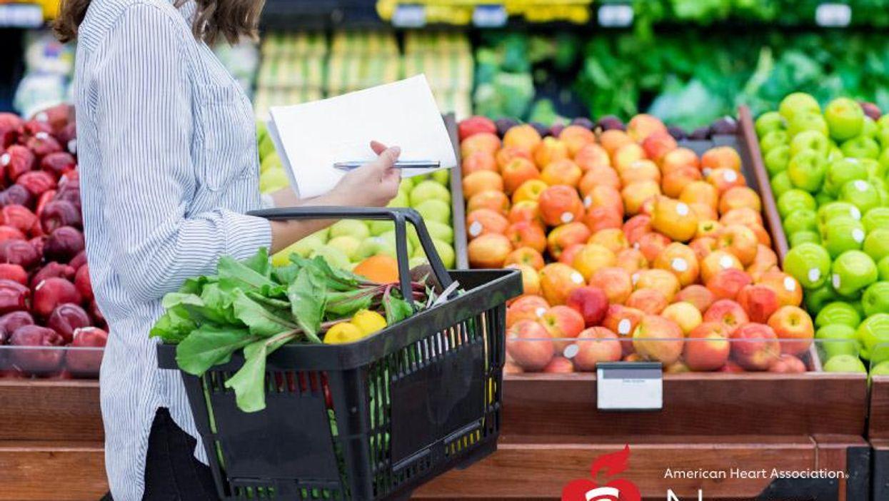 AHA News: 5 cosas que los expertos en nutrición quieren que sepa sobre las nuevas pautas dietéticas