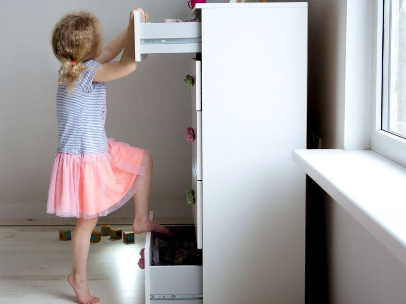 Anchor It! Toppling TVs, Furniture Can Injure and Kill Kids thumbnail