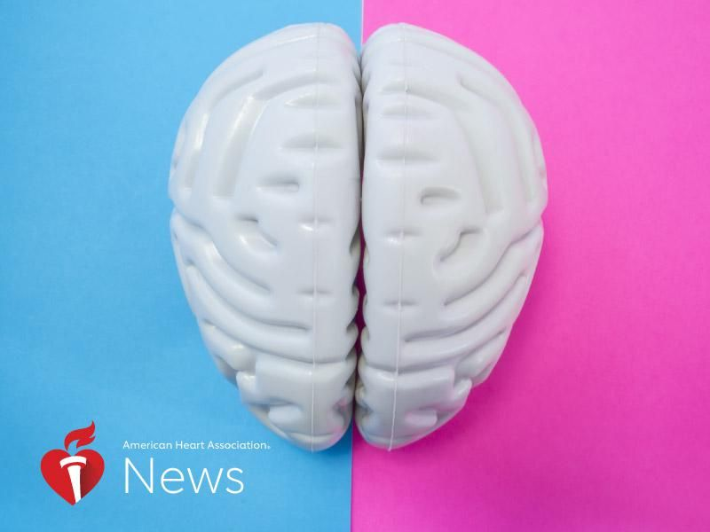 AHA News: Hormones Are Key in Brain Health Differences Between Men and Women thumbnail