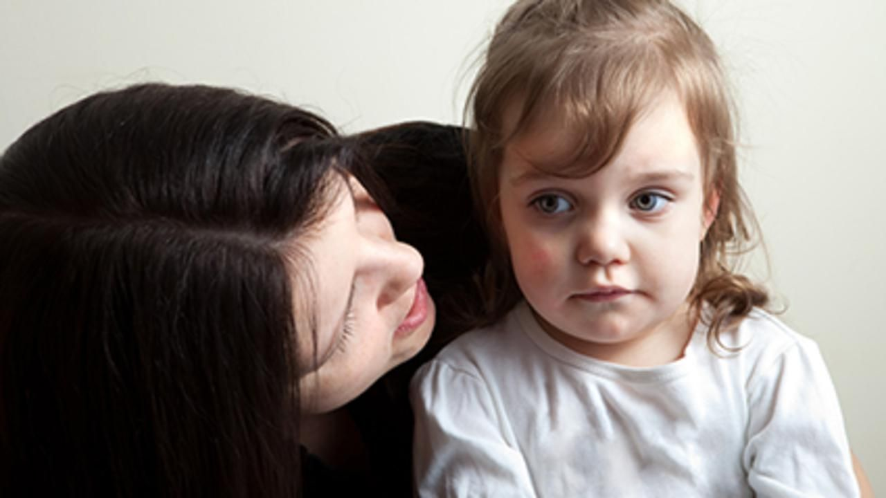 When Kids Misbehave, 'Verbal Reasoning' Can Sometimes Backfire thumbnail