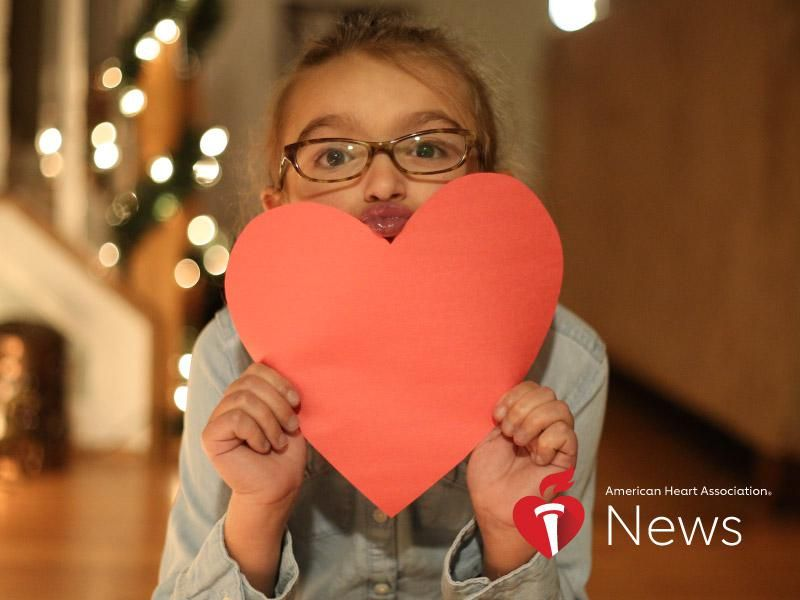 AHA News: Hospice Candidate at 2, She's Now 13 and Thriving