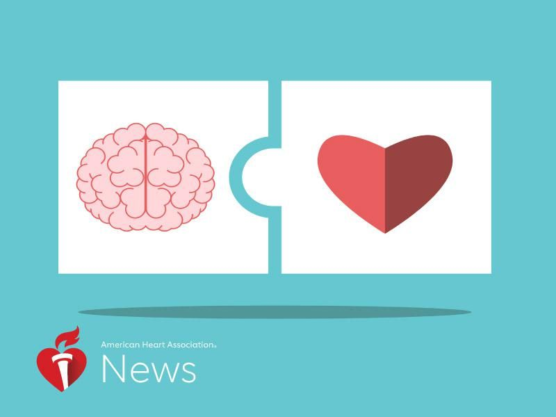 AHA News: The Head Is Connected to the Heart – and Can Influence Health