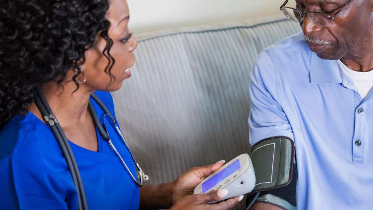 AHA News: Lifelong Discrimination Linked to High Blood Pressure in Black People