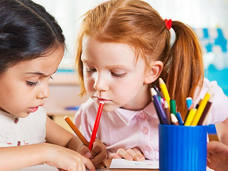 Heart Health and Brain Power Linked in Preschoolers