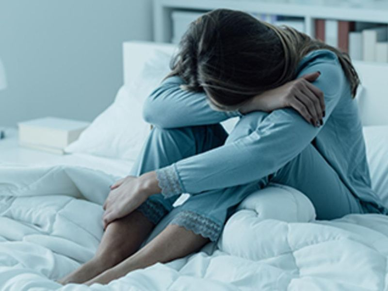 Irregular Sleep Patterns Tied To Bad Moods and Depression