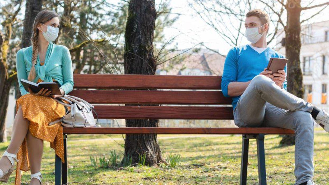 City Parks: Safe Havens That Don't Raise COVID Infection Risks
