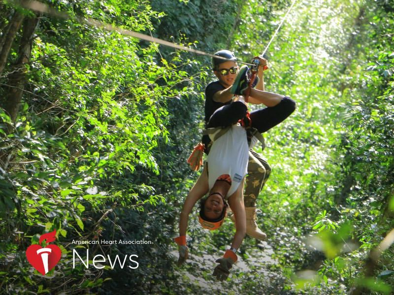 News Picture: AHA News: Resilience and Quality of Life Go Hand in Hand for Heart Defect Survivors