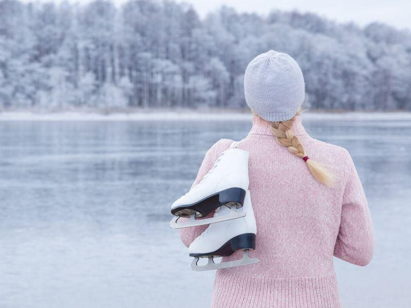 Misjudging Thin Ice Can Be Fatal, Check First