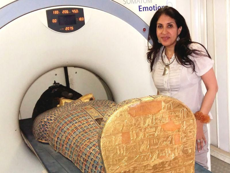 Modern Medicine Unwraps Mystery of Ancient Mummy's Death thumbnail