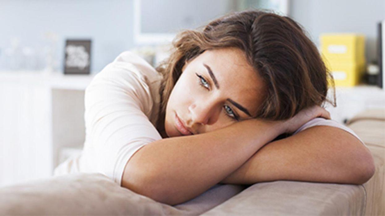 La depresión es casi dos veces más común en las mujeres