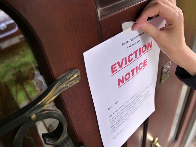Eviction Bans Helped Stop COVID's Spread in Cities: Study