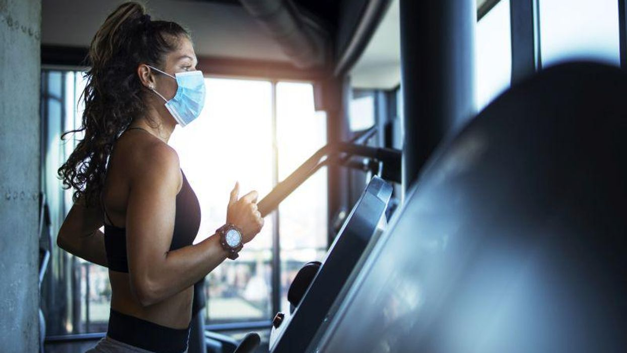 Wearing a Mask Won't Ruin Your Workout, Study Shows