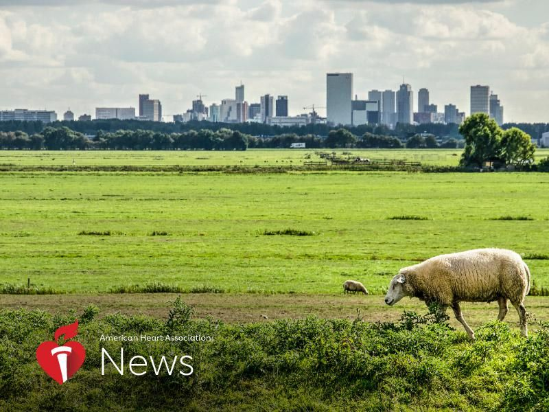 AHA News: Stroke Deaths Rise in Rural Areas, Hold Steady in Cities thumbnail
