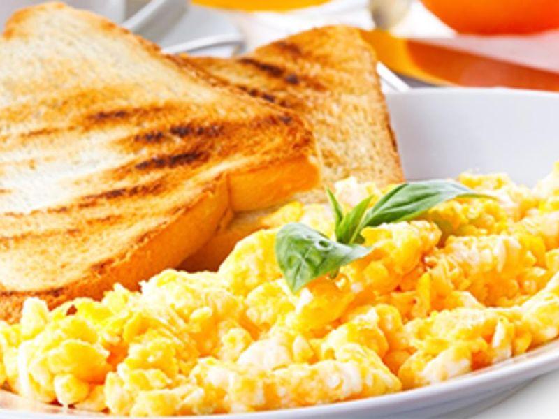 Having An Early Breakfast Helps Cut Diabetes Risk, Study Finds