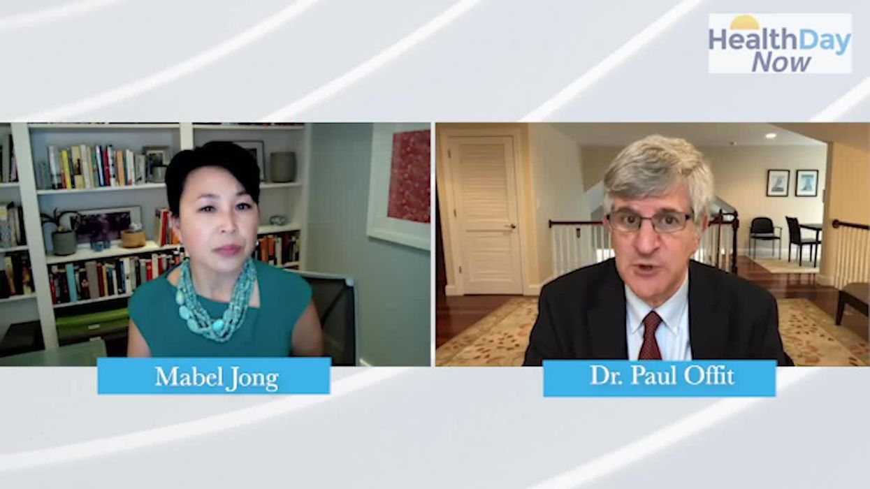 HealthDay Now: Debunking vaccine myths and what's next for the vaccinated