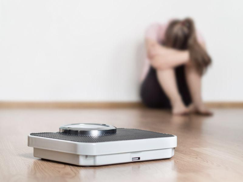News Picture: Lockdowns Are Putting People With Eating Disorders in Crisis