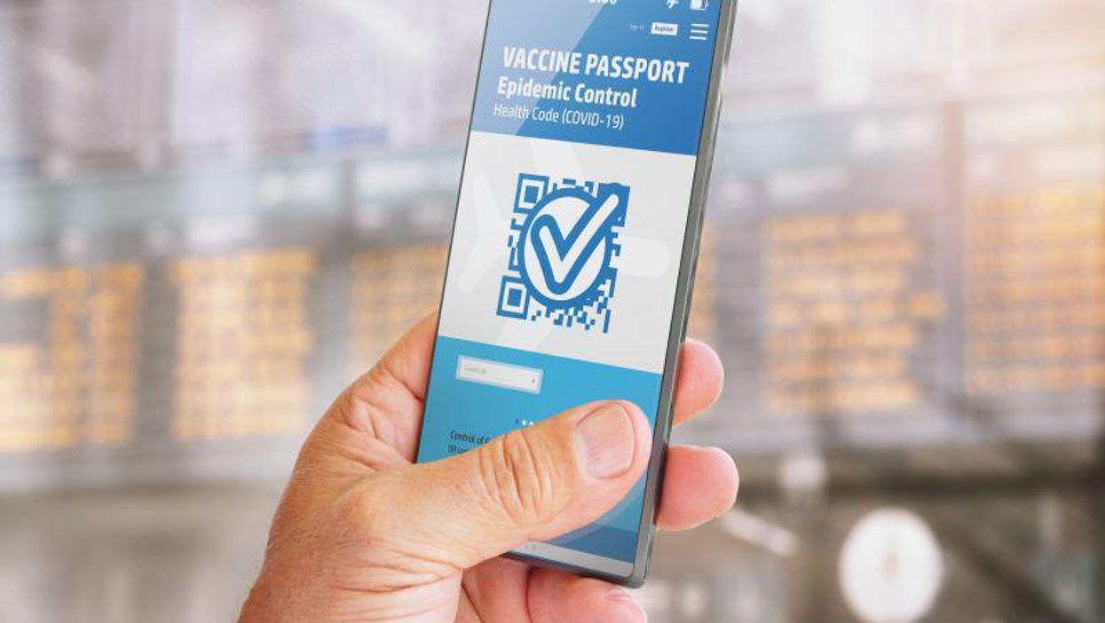 As U.S. Vaccinations Rise, Are 'Vaccine Passports' for Americans Coming?