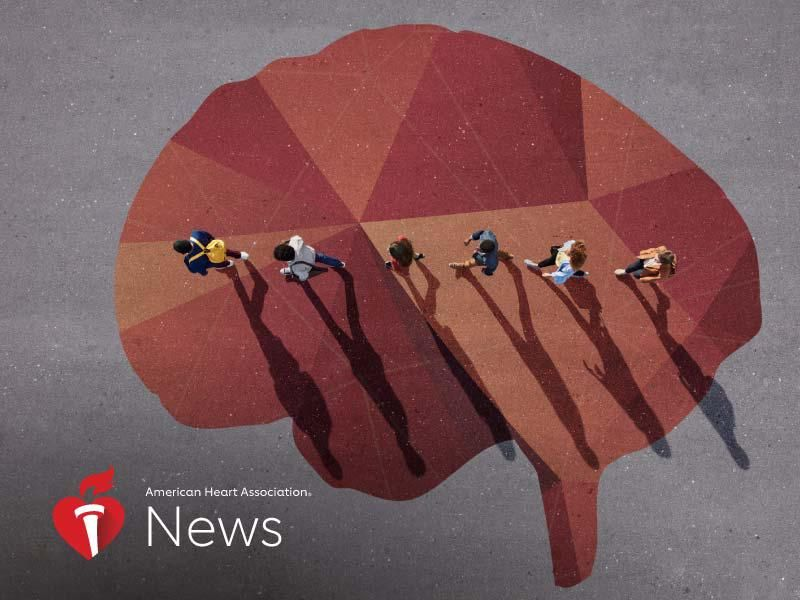 AHA News: Young Adults Have Strokes for the Same Reason as Older Adults thumbnail