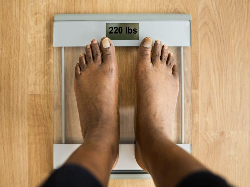 Black Women More Prone to Postmenopausal Weight Gain Than White Women