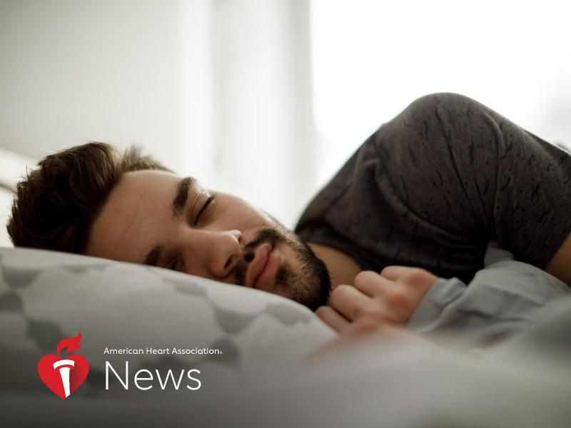 AHA News: How to Get Better Sleep Amid the Pandemic -- And Why You Should
