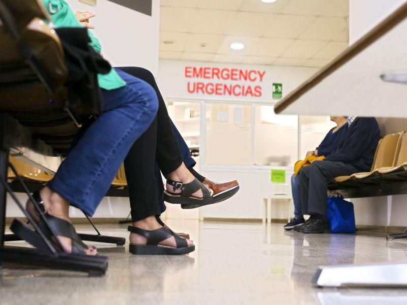 News Picture: Why Are ER Wait Times Getting Longer for Kids in Mental Health Crisis?