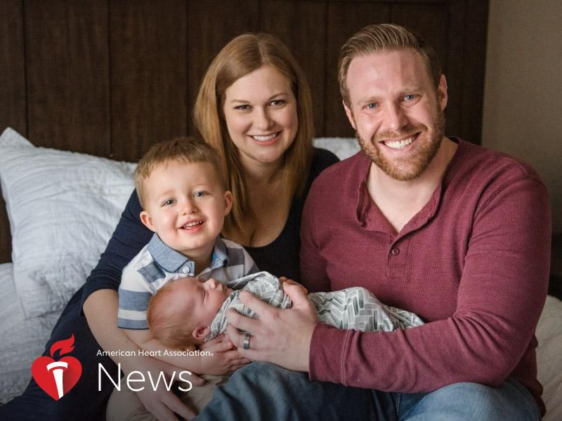 AHA News: Instructed in CPR By 911 Dispatcher, Nebraska Couple Saves 13-Day-Old Son